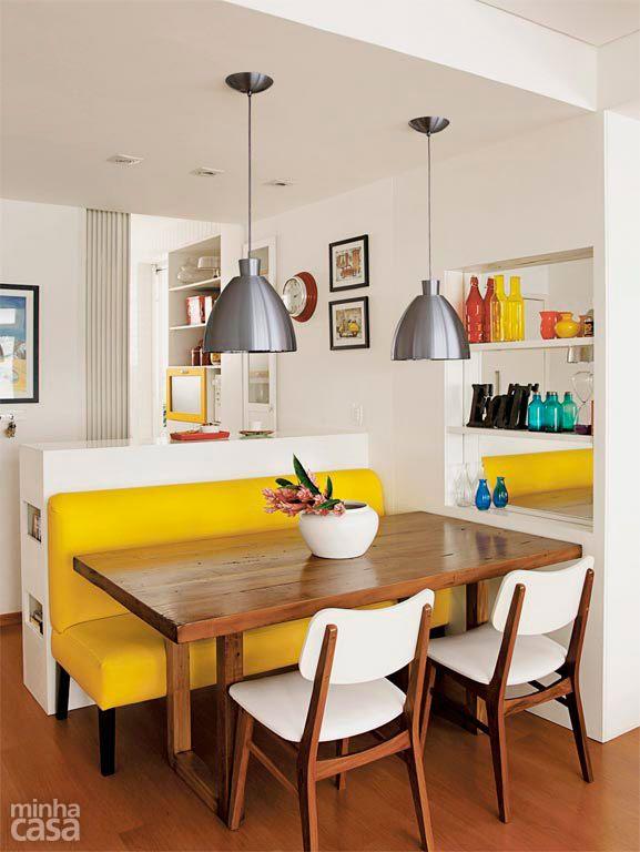 Decora o id ias para aproveitar o espa o da sua cozinha - Cucina birichina quarto ...
