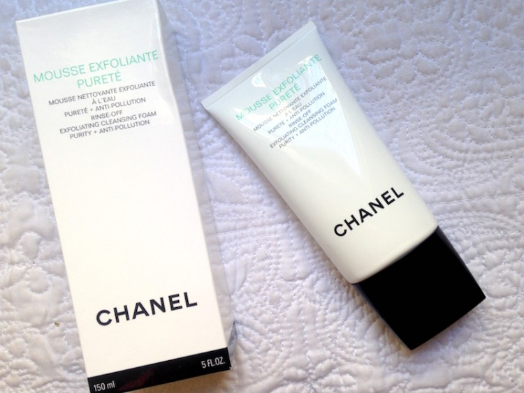 MOUSSE EXFOLIANTE PURETÉ Chanel