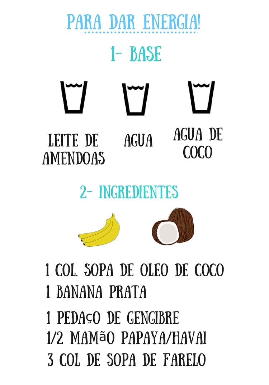 Receitas-suco-detox-oleo-de-coco-banana-vitamina-pre-treino