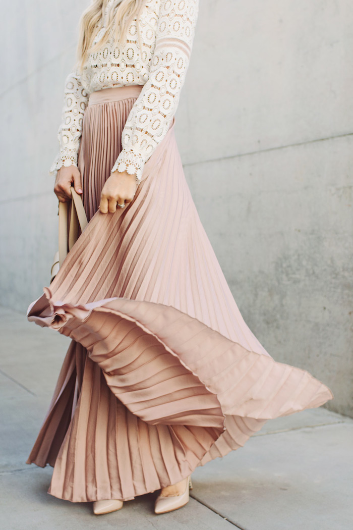lace-top-blush-pleated-skirt-dash-of-darling