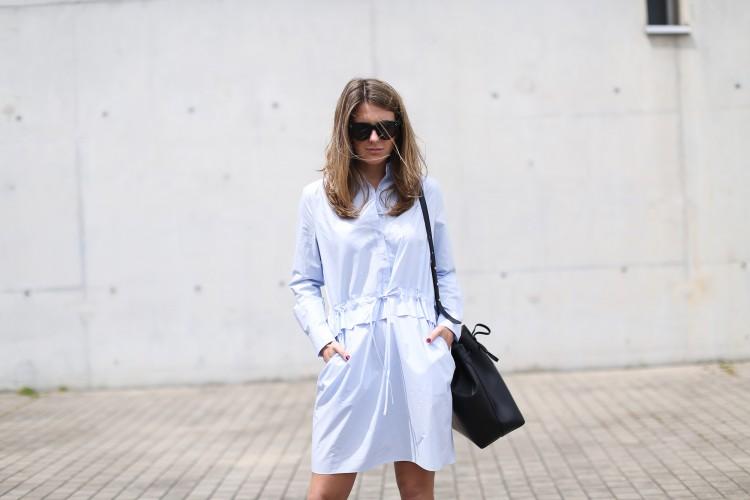 Clochet_streetstyle_theoutnet_irisandink_shirtdress_mansurgavrielbucketbag-9